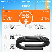 tracker app