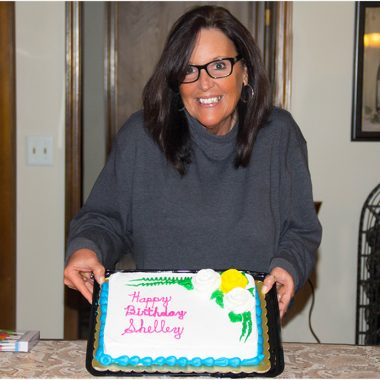 celebrate – eat cake