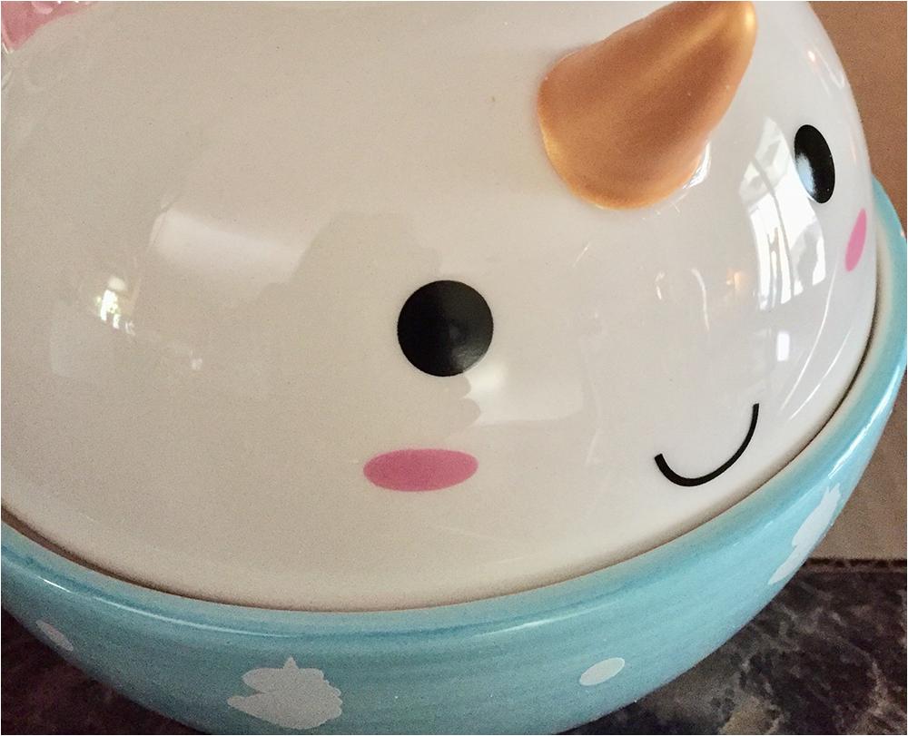 unicorn Ramen Noodle bowls?