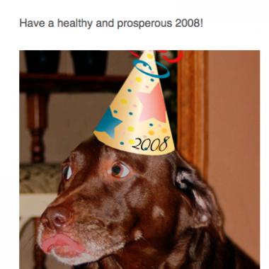 happy belated birthday…