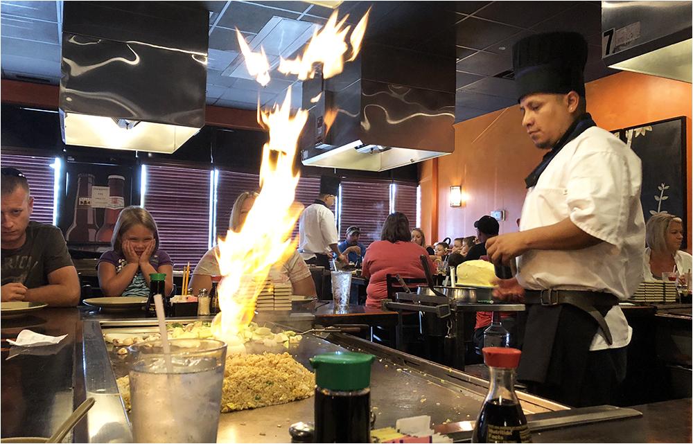 habachi grill