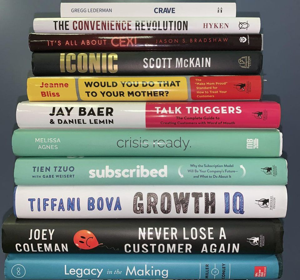 Forbes Top 10 Business Books
