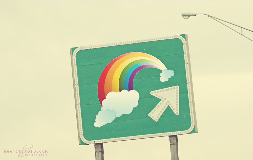 Exit Rainbow from I-Unicorn