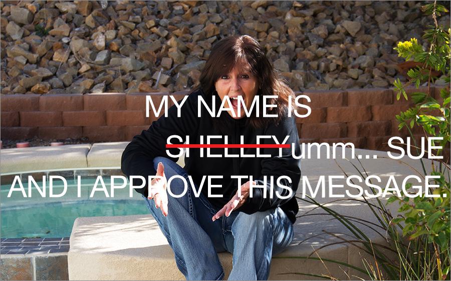 a girl named sue