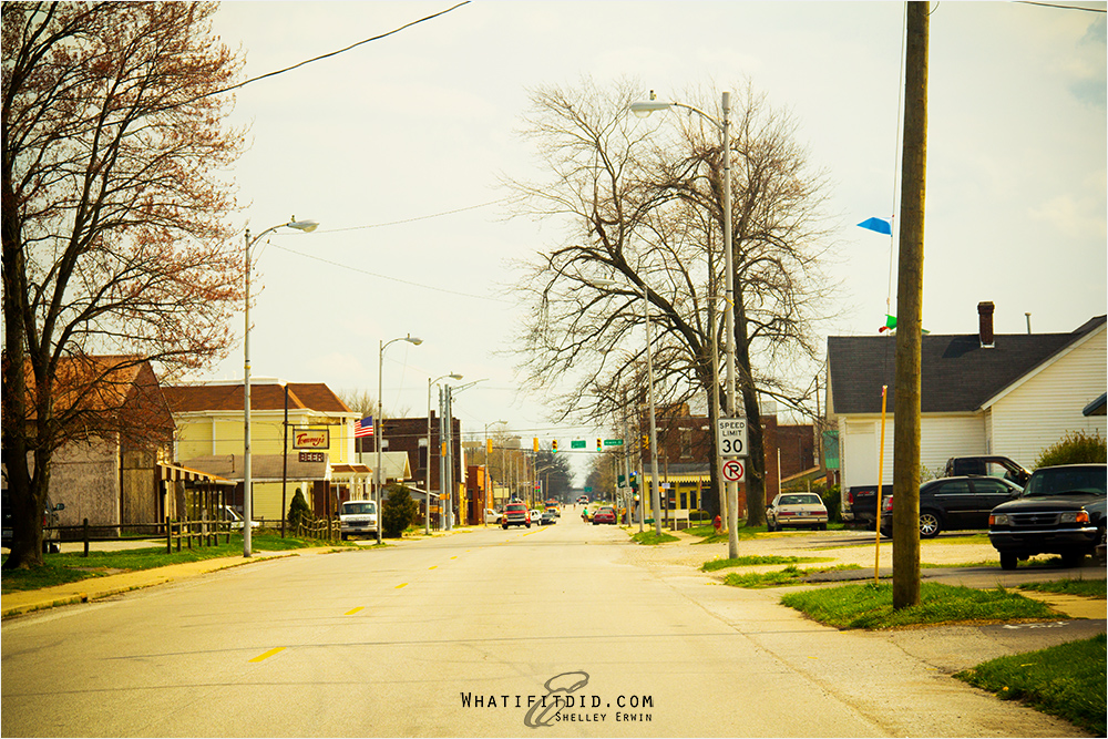 downtown Crothersville
